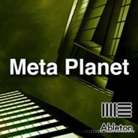 "EDM风格Ableton Live工程文件包""Meta Planet""|Dabro Music厂牌出品"